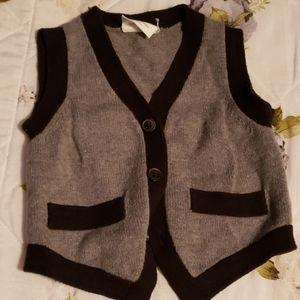Adorable boys vest